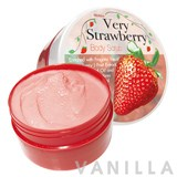 Mistine Very Strawberry Body Scrub