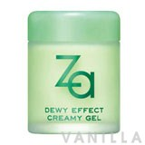 Za Dewy Effect Creamy Gel