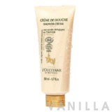 L'occitane Organic Olive Shower Cream