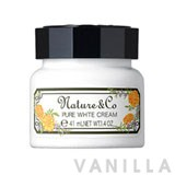 Nature & Co Pure White Cream