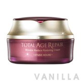 Etude House Total Age Repair Wrinkle Reduce Restoring Cream
