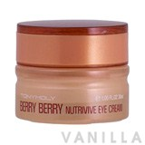 Tony Moly Berry Berry Nutrivive Eye Cream