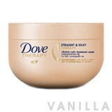 Dove Straight & Silky Therapy Treatment Mask