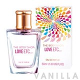 The Body Shop Love ETC... Eau de Parfum