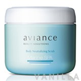 Aviance Marine Spa Body Neutralizing Scrub