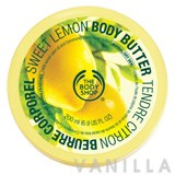 The Body Shop Sweet Lemon Body Butter