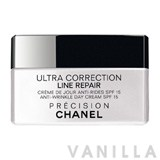 Chanel Ultra Correction Line Repair Anti-Wrinkle Day Cream SPF15