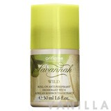 Oriflame Savannah Wild Roll-on Anti-perspirant Deodorant