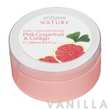 Oriflame Body Cream with Toning Pink Grapefruit & Ginkgo