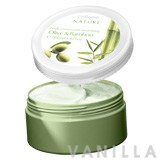 Oriflame Body Cream with Nourishing Olive & Bamboo