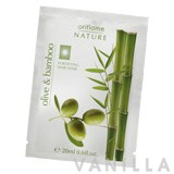 Oriflame Olive & Bamboo Fortifying Hair Mask