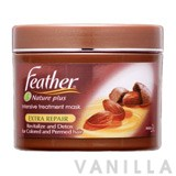 Feather Nature Plus Intensive Treatment Mask : Extra Repair