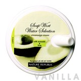 Nature Republic Soap Wort Water Selection Cleansing Cream with Avocado & Lime