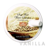 Nature Republic Soap Wort Water Selection Cleansing Cream with Oatmeal