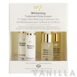 No7 Whitening 21 Nights Skin Reviving Treatment Set