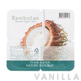 Nature Republic Rambutan Denmark Yogurt Pack