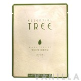 Nature Republic Essential Tree Mask Sheet White Birch