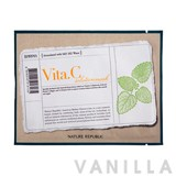 Nature Republic Vita. C Solution Mask