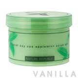 Nature Republic Mineral Day Spa Applemint Scrub Salt