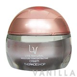 The Face Shop LV Live Natural Moisture Concentrating Cream