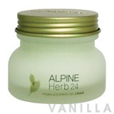 The Face Shop Alpine Herb 24 Hydra Soothing Gel Cream