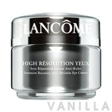 Lancome HIGH RESOLUTION YEUX Intensive Recovery Anti-Wrinkle Eye Cream
