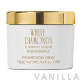 Elizabeth Taylor White Diamonds Perfumed Body Cream