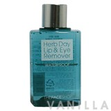 The Face Shop Herb Day Lip & Eye Remover Waterproof