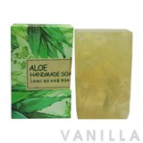 The Face Shop Aloe Handmade Soap