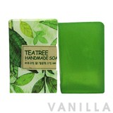 The Face Shop Teatree Handmade Soap