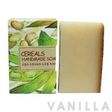 The Face Shop Cereals Handmade Soap