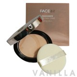 The Face Shop Face & It Radiance Two-Way Cake SPF25 PA++