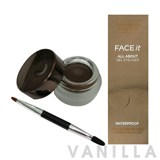 The Face Shop Face It All About Gel Eyeliner Waterproof