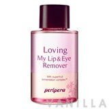 Peripera Loving My Lip & Eye Remover