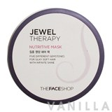 The Face Shop Jewel Therapy Nutritive Mask