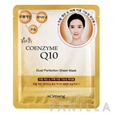 Beauty Credit Coenzyme Q10 Dual Perfection Sheet Mask