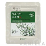 Beauty Credit Acnever Tra Tree Cotton Mask
