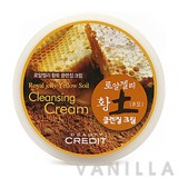 Beauty Credit Royal Jelly Yellow Soil Cleansing Cream