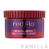 Beauty Credit Redflo Camellia Hair Wax Volume Wave