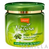 Lolane Natura Hair Treatment for Dry & Damage Hair