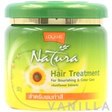 Lolane Natura Hair Treatment for Nourishing & Color Care