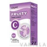 Lolane Fruity Perming Lotion (C)