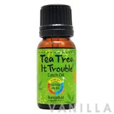 Baviphat Tea Tree It Trouble Catch Oil