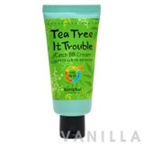 Baviphat Tea Tree It Trouble Catch BB Cream