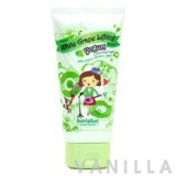 Baviphat White Grape Lifting Yogurt Cleansing Foam