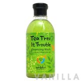 Baviphat Tea Tree It Trouble Catch Cleansing Wash