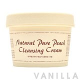 Baviphat Natural Pure Peach Cleansing Cream