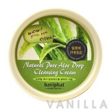 Baviphat Natural Pure Aloe Drop Cleansing Cream