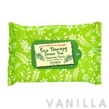 Baviphat Eco Therapy Green Tea Cleansing Tissue