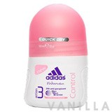 Adidas For Women Action 3 Anti-Perspirant Control Deo Roll-On
